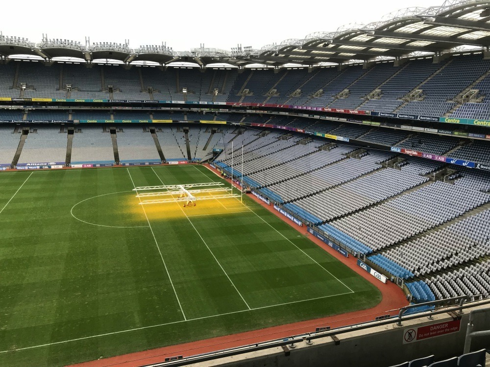 Croke Park Stadium Tour in Dublin