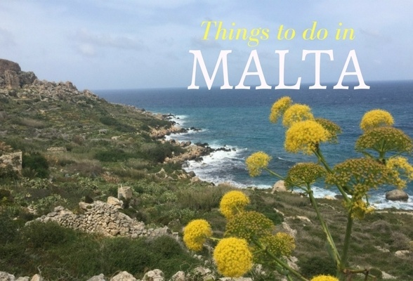 Read about the things to do in Malta