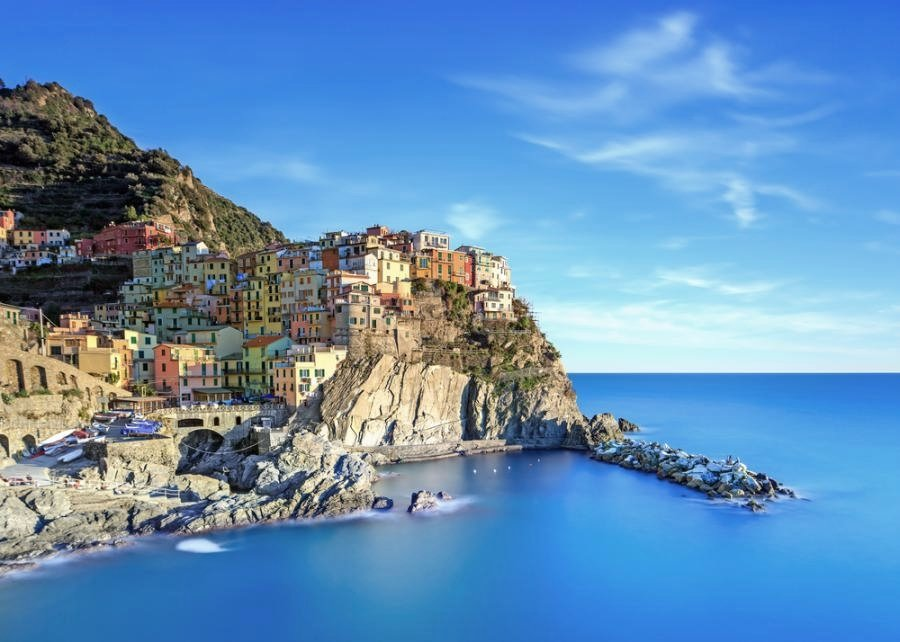 Manarola in Cinque Terre with Ciao Florence tours