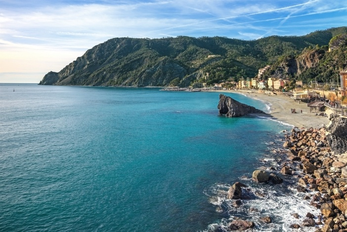Monterosso in Cinque Terre with Ciao Florence tours