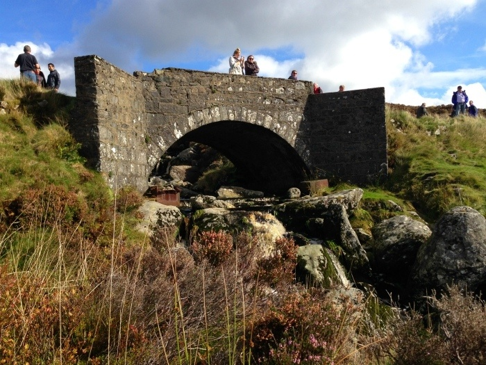 The Bridge in PS I love you in Wicklow Ireland photo: Heatheronhertravels.com