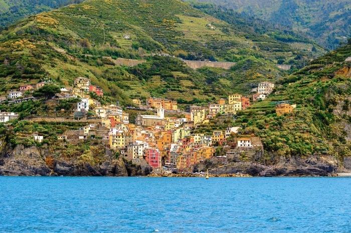 Cinque Terre in a Day - Riomaggiore in Cinque Terre with Ciao Florence tours