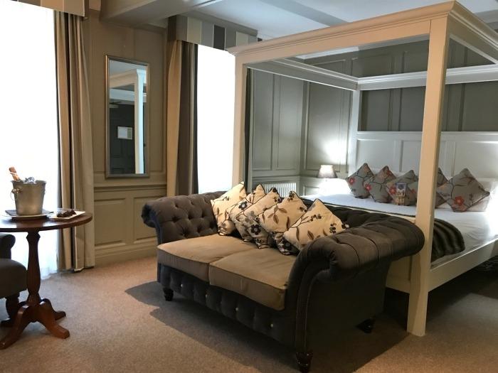 Vanbrugh House Hotel Oxford Bedroom Heatheronhertravels.com