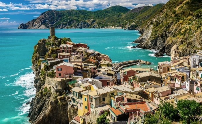 Vernazza in Cinque Terre with Ciao Florence tours