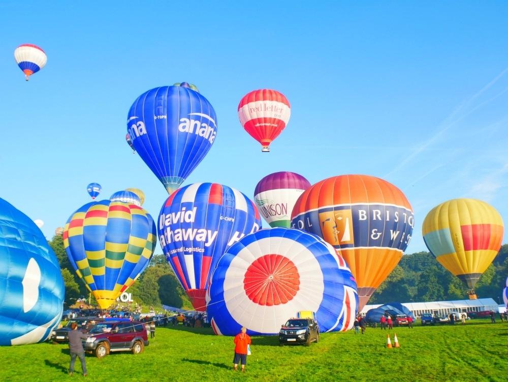 Bristol Balloon Fiesta Photo Heatheronhertravels.com