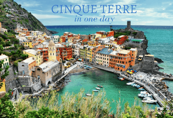How to see Cinque Terre in one day