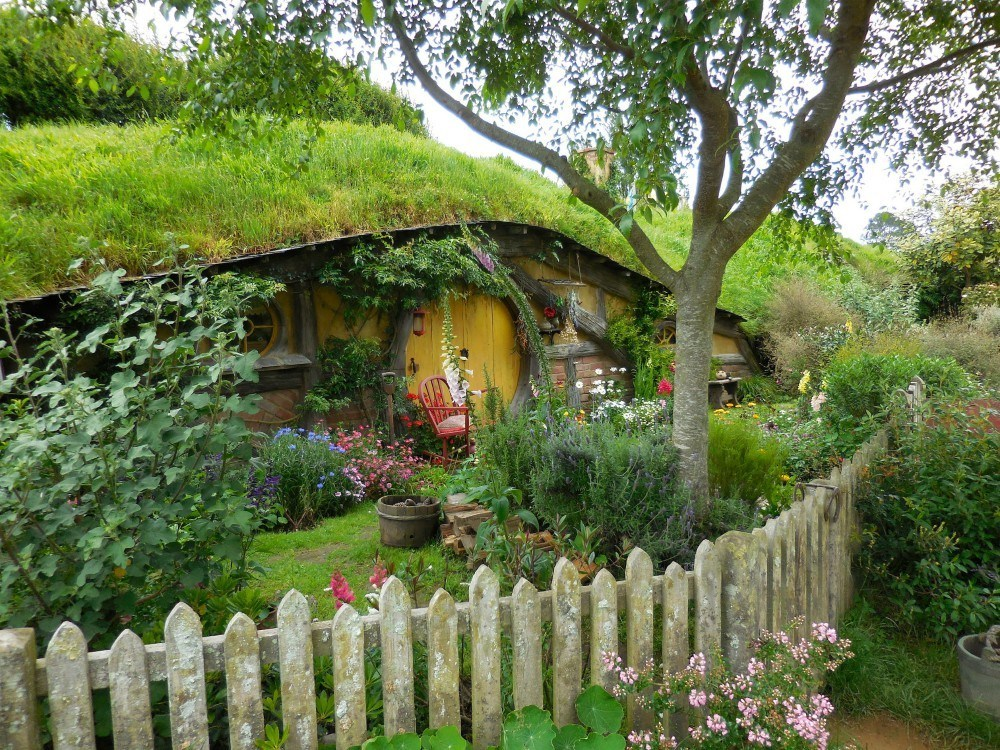 Hobbiton New Zealand North Island Itinerary