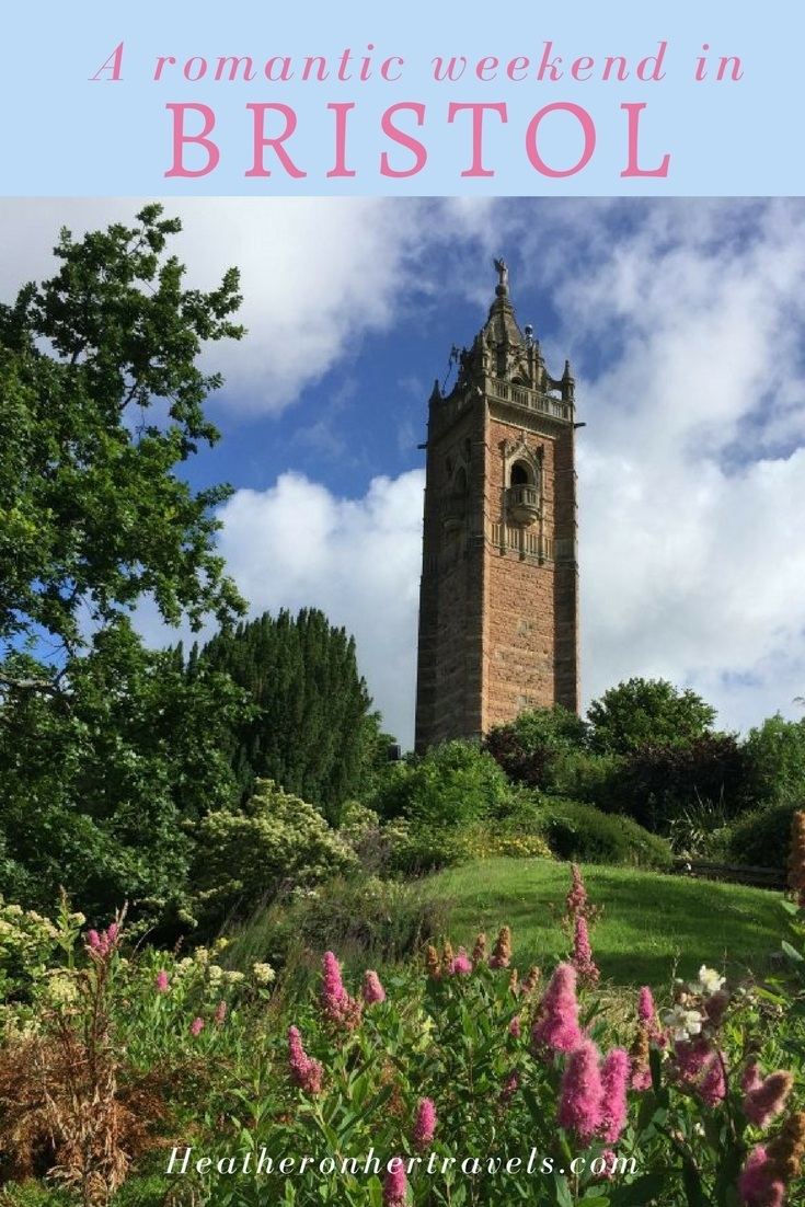 Read about a Romantic weekend in Bristol