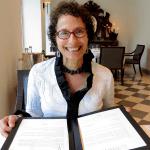 Sandi founder of the Artful Passport travel blog