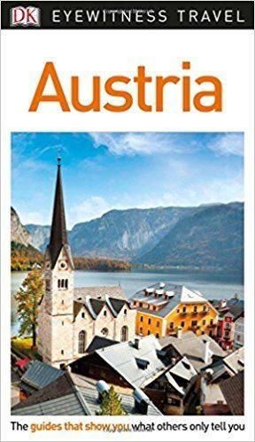 DK Eyewitness Austria guide