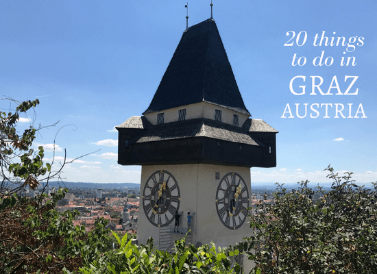 20 things to do in Graz Austria