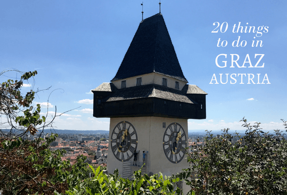 20 Fun Things To Do In Graz Austria Video Heather On Her Travels