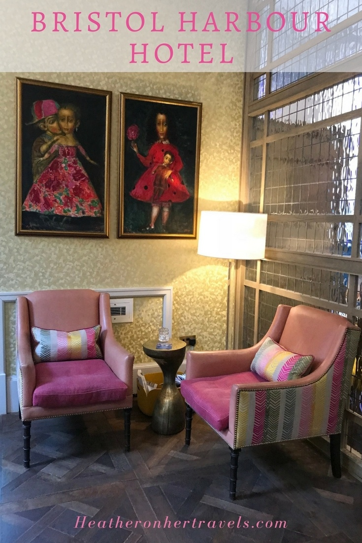Read my review of Bristol Harbour Hotel - a boutique hotel in Bristol