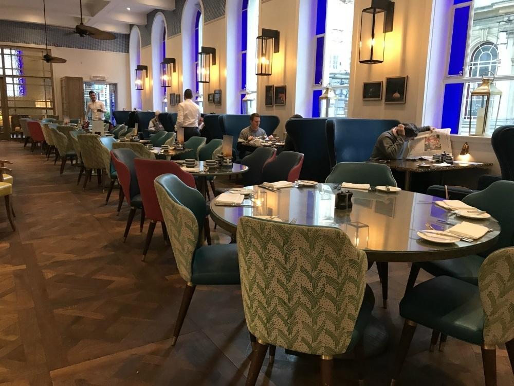Jetty restaurant at Bristol Harbour Hotel Heatheronhertravels.com