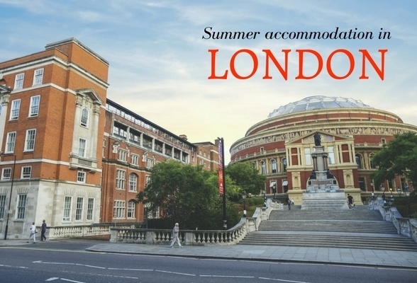 Summer accommodation London at Imperial College