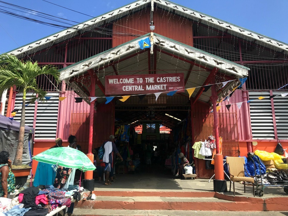 Castries Market - St Lucia things to do - Things to do in St Lucia Photo Heatheronhertravels.com