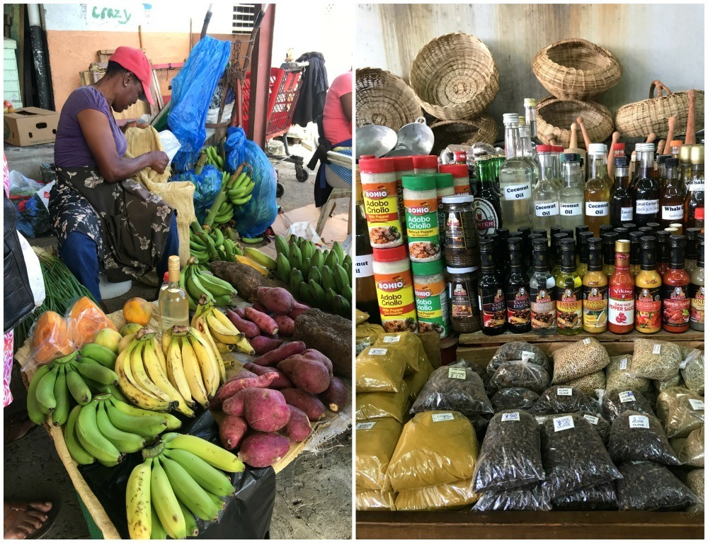 What to do in St Lucia  - Castries market - Things to do in St Lucia Photo Heatheronhertravels.com