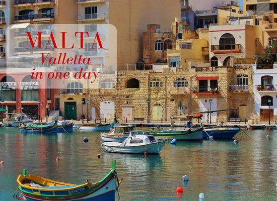 Valletta in one day - things to see and do