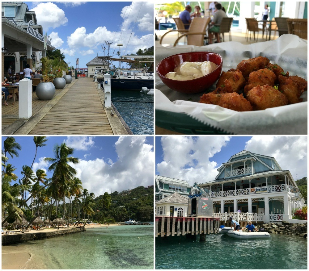 Marigot Bay in St Lucia - Things to do in St Lucia Photo Heatheronhertravels.com