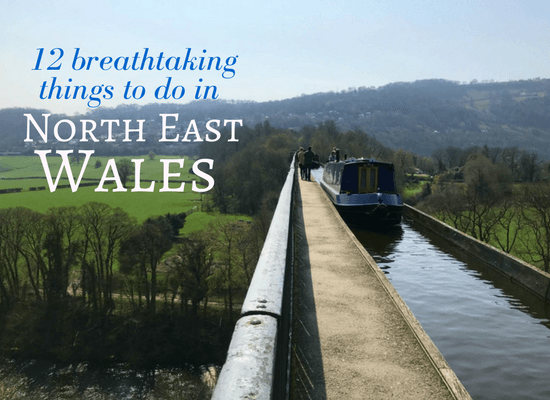Read about 12 breathtaking things to do in North East Wales