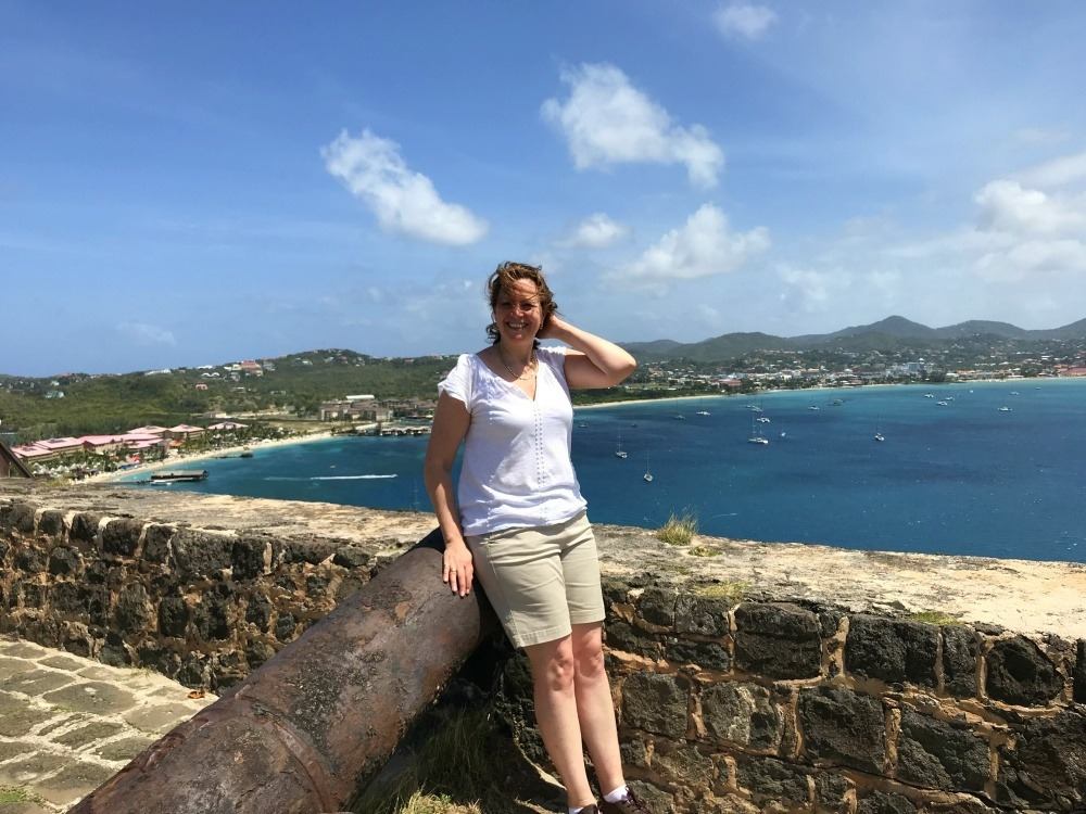 Pigeon Island in St Lucia - Things to do in St Lucia Photo Heatheronhertravels.com