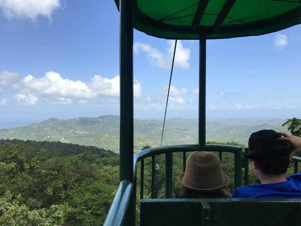 Rainforest Adventures Babonneau St Lucia - Things to do in St Lucia Photo Heatheronhertravels.com
