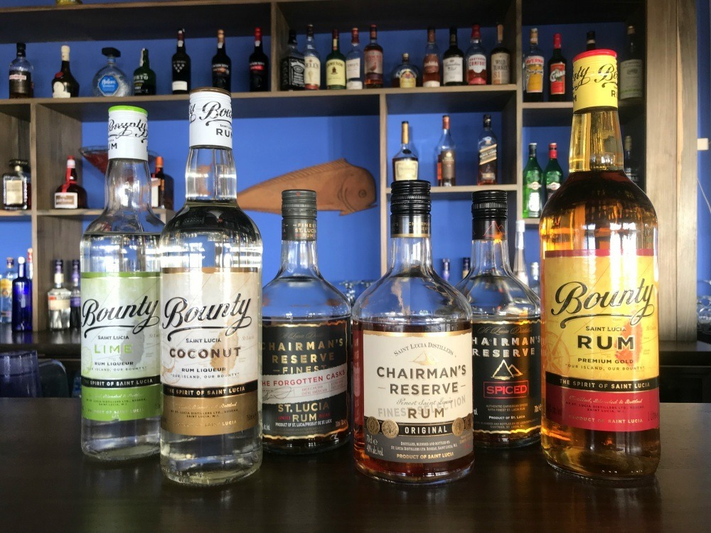 Rum tasting in St Lucia - Things to do in St Lucia Photo: Heatheronhertravels.com