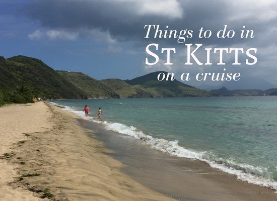 Things to do in St Kitts on a cruise for all ages