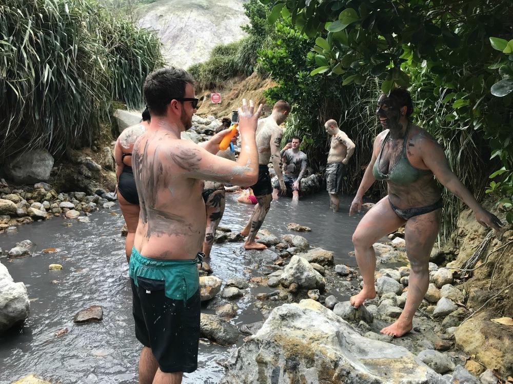 Sulphur springs in St Lucia Photo Heatheronhertravels.com