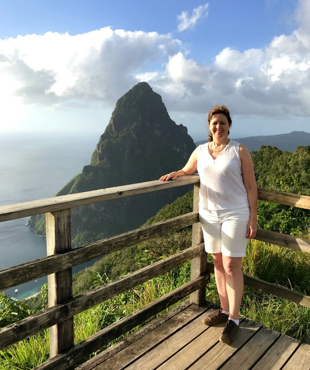 Tet Paul nature park St Lucia - Things to do in St Lucia Photo Heatheronhertravels.com