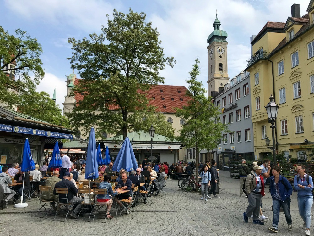 Read about 3 days in Munich