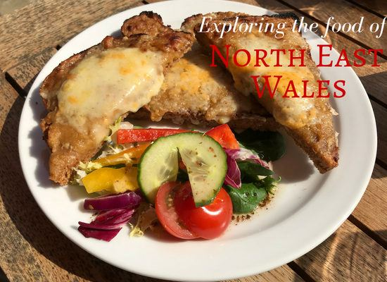 Read about the delicious food in North East Wales