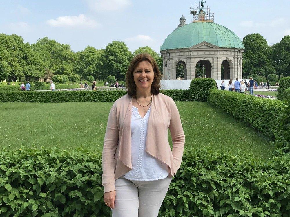 Hofgarten in Munich Photo Heatheronhertravels.com