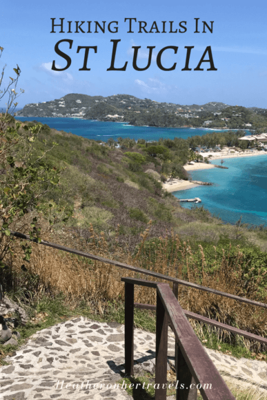Hiking in St Lucia