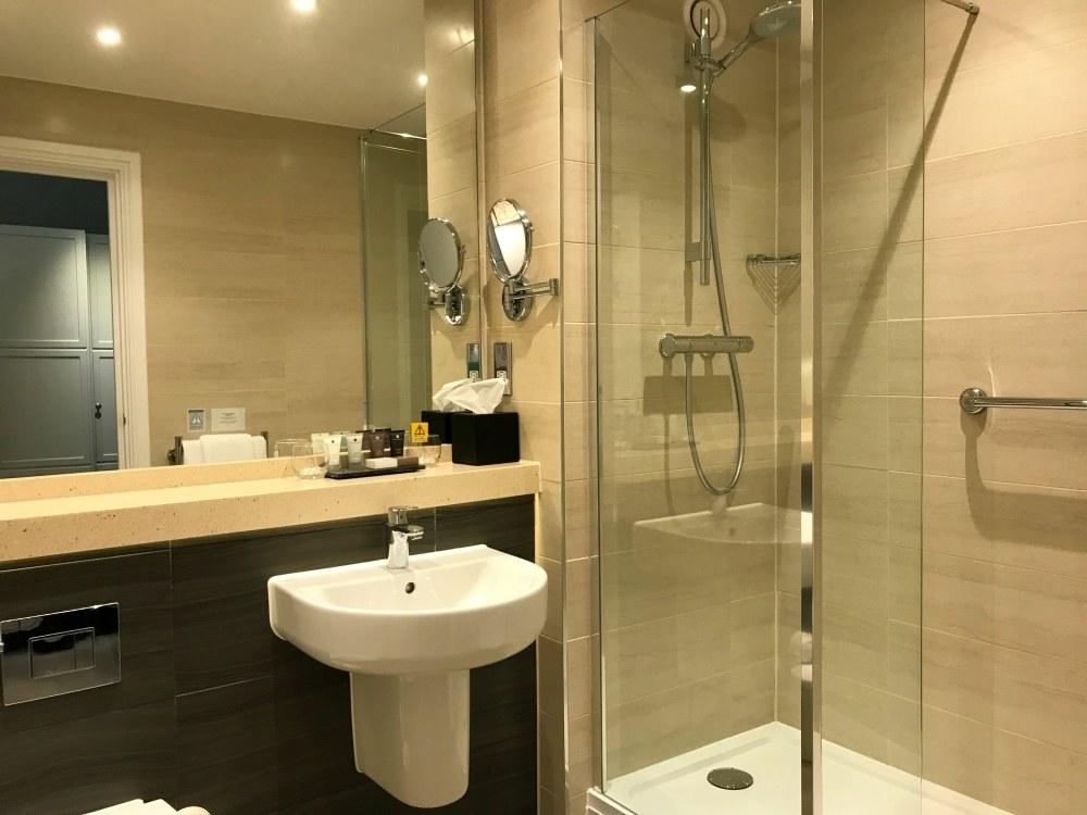 Bathroom at Warner Leisure Hotels - Cricket St Thomas Photo Heatheronhertravels.com