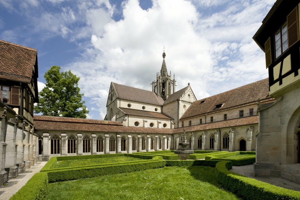 Bebenhausen Monastery and Palace in South West Germany