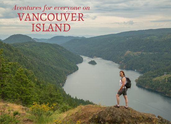 Read about Vancouver Island Adventures - outdoor activities in Canada for everyone Photo: Mark Vukobrat