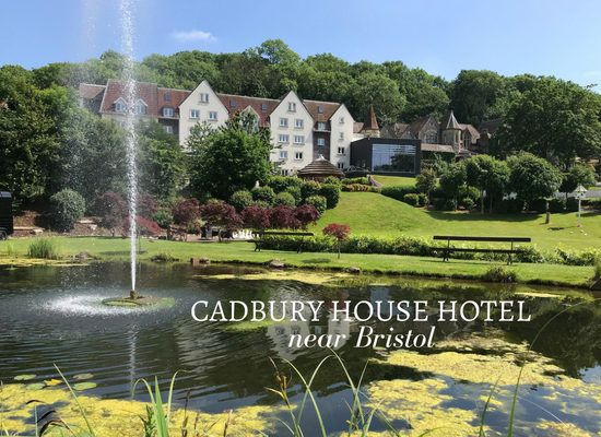 Read our review of Cadbury House Hotel near Bristol