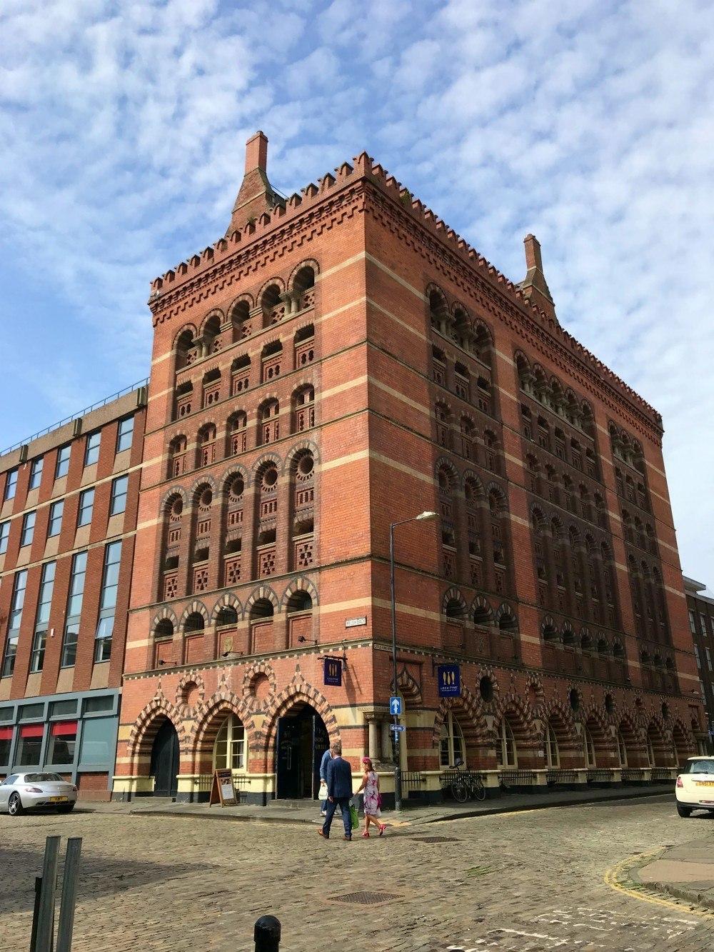 Old Warehouses in Bristol Photo Heatheronhertravels.com