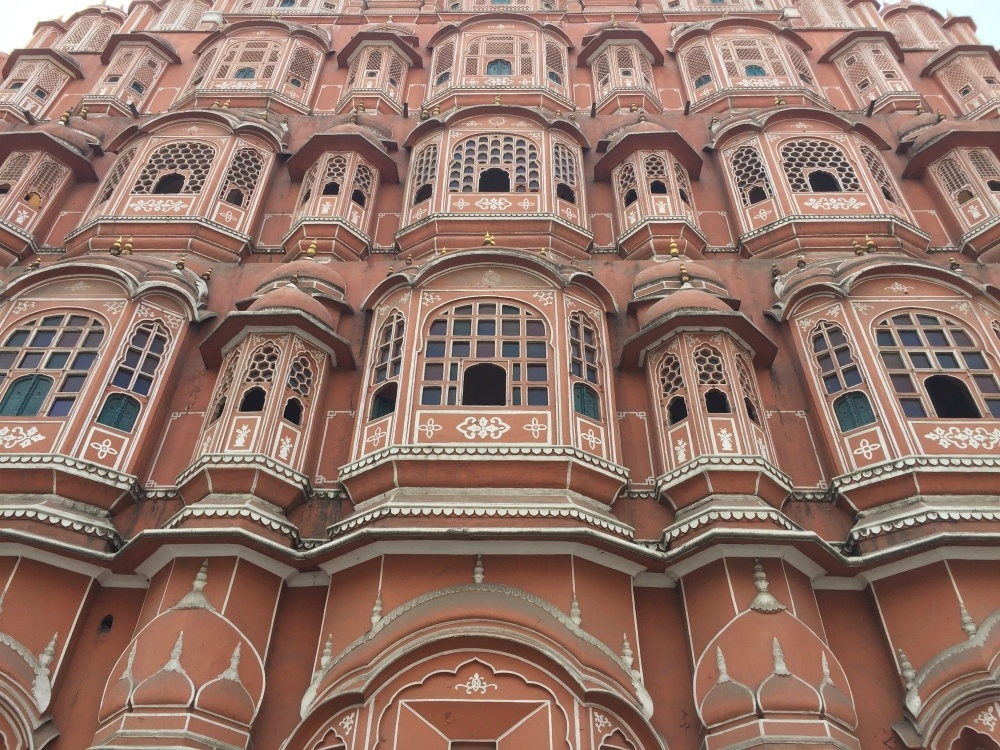 Red Fort on Travelsphere India tour