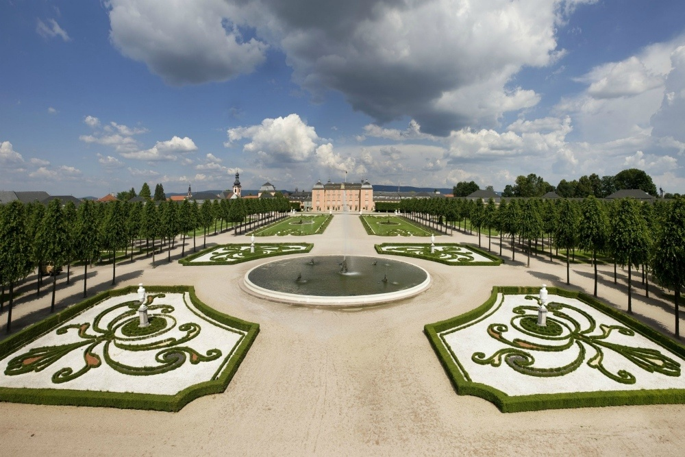 Schwetzingen Palace and Gardens in South West Germany Photo: Christoph Hermann