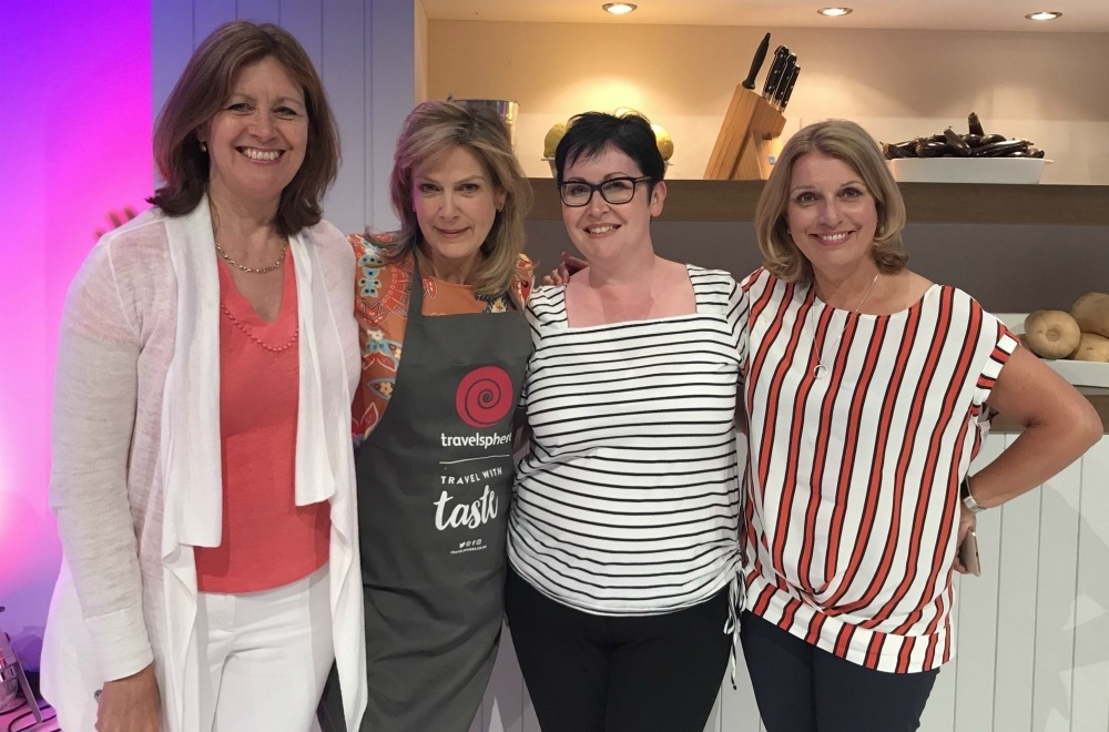 Travelsphere BBC Good Food with Penny Smith