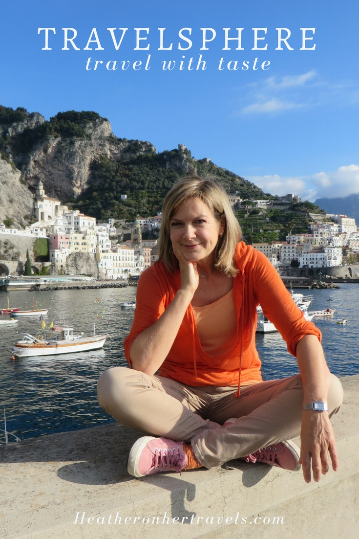 Read about Travelsphere escorted holidays and Travel with Taste at the BBC Good Food Show