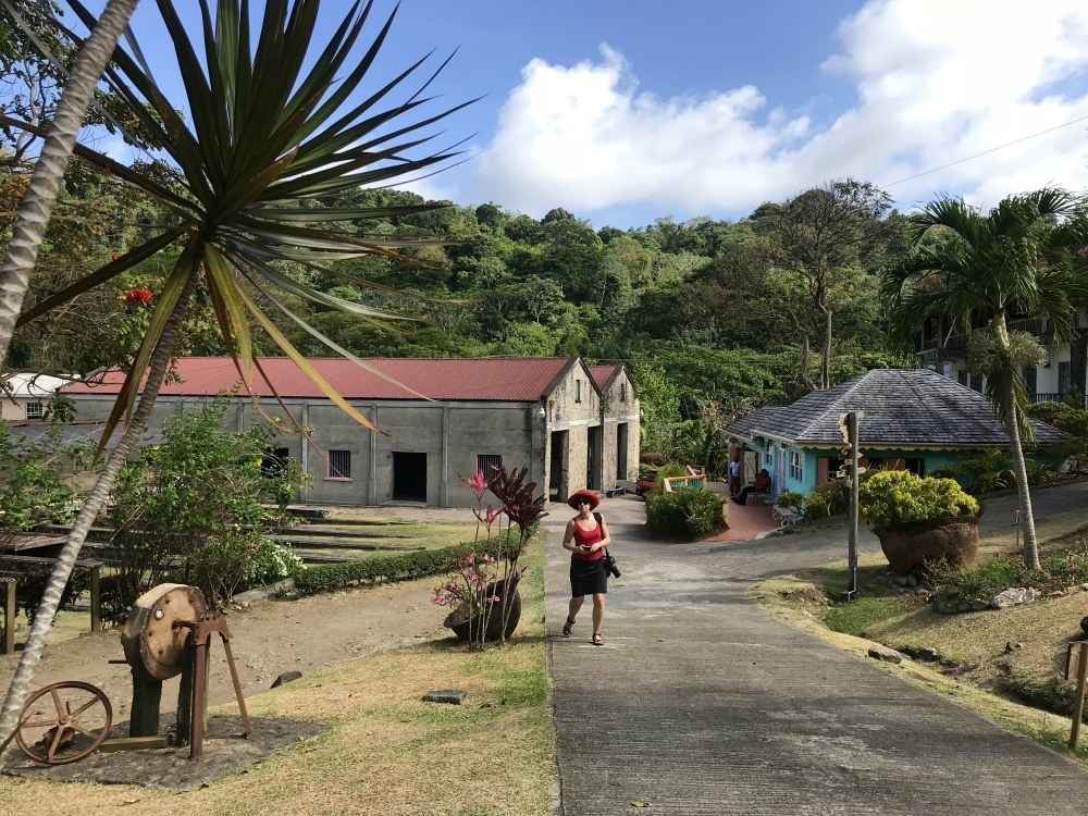 Belmont Plantation in Grenada Photo Heatheronhertravels.com