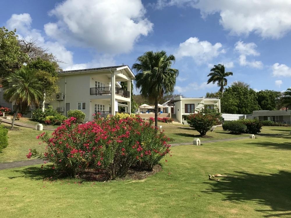 Calabash luxury 5 star hotel Grenada Photo Heatheronhertravels.com