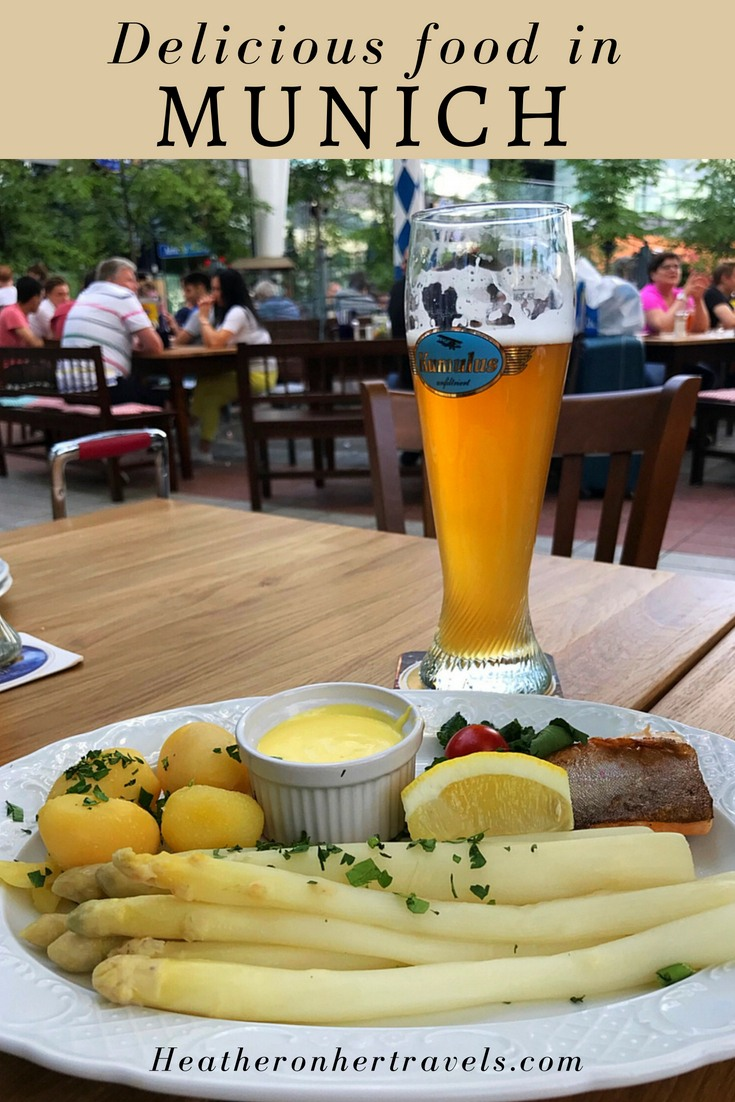 Delicious food in Munich - where and what to eat