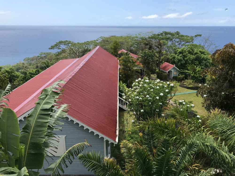 Mount Edgecumbe Plantation in Grenada photo Heatheronhertravels.com