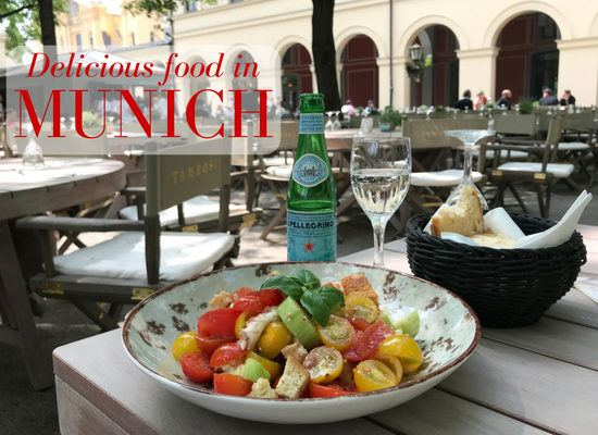 Read about delicious food in Munich - where and what to eat