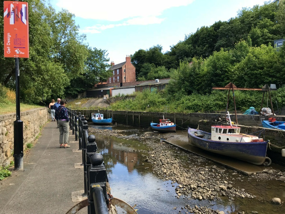 Ouseburn Valley Walk - Great Exhibition of the North Newcastle Photo Heatheronhertravels.com