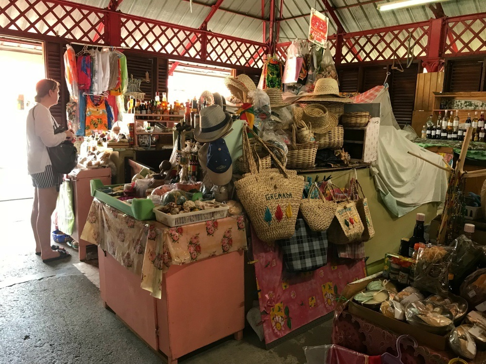 Spice Market in Grenada Photo Heatheronhertravels.com